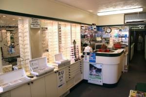 opticians practice